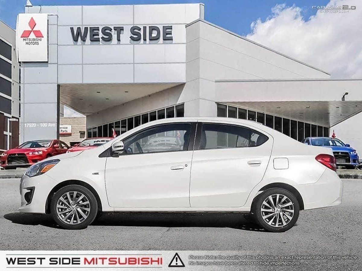 2018 Mitsubishi MIRAGE G4 for sale in Edmonton, Alberta