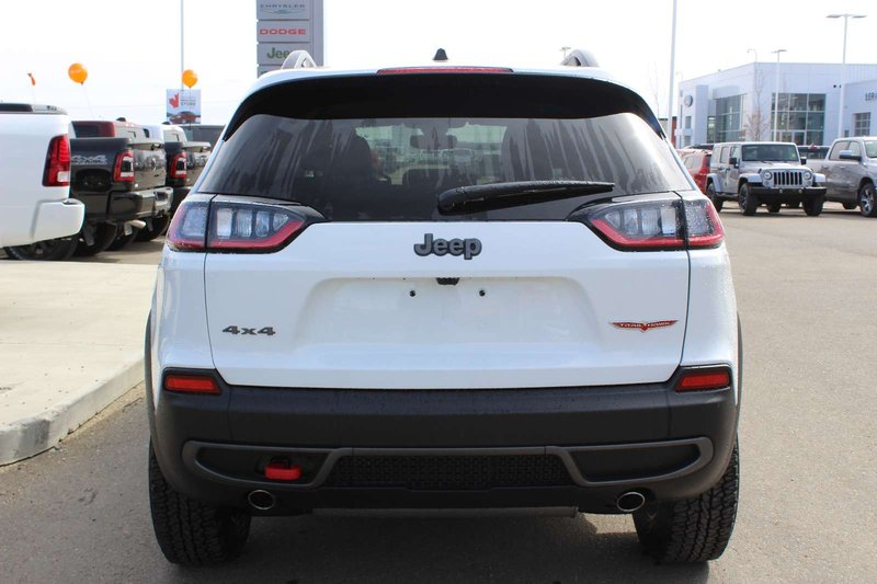 2019 Jeep Cherokee for sale in Peace River, Alberta