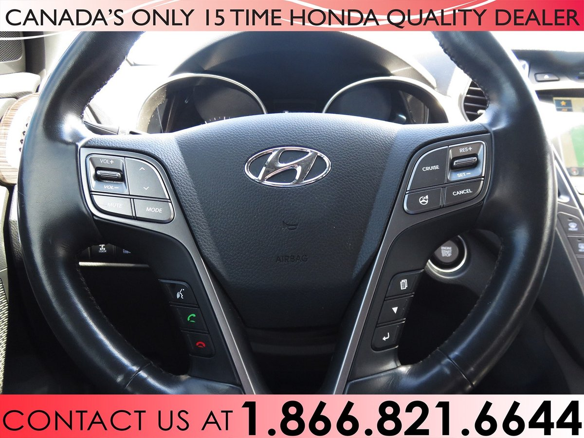 2013 Hyundai Santa Fe for sale in Hamilton, Ontario