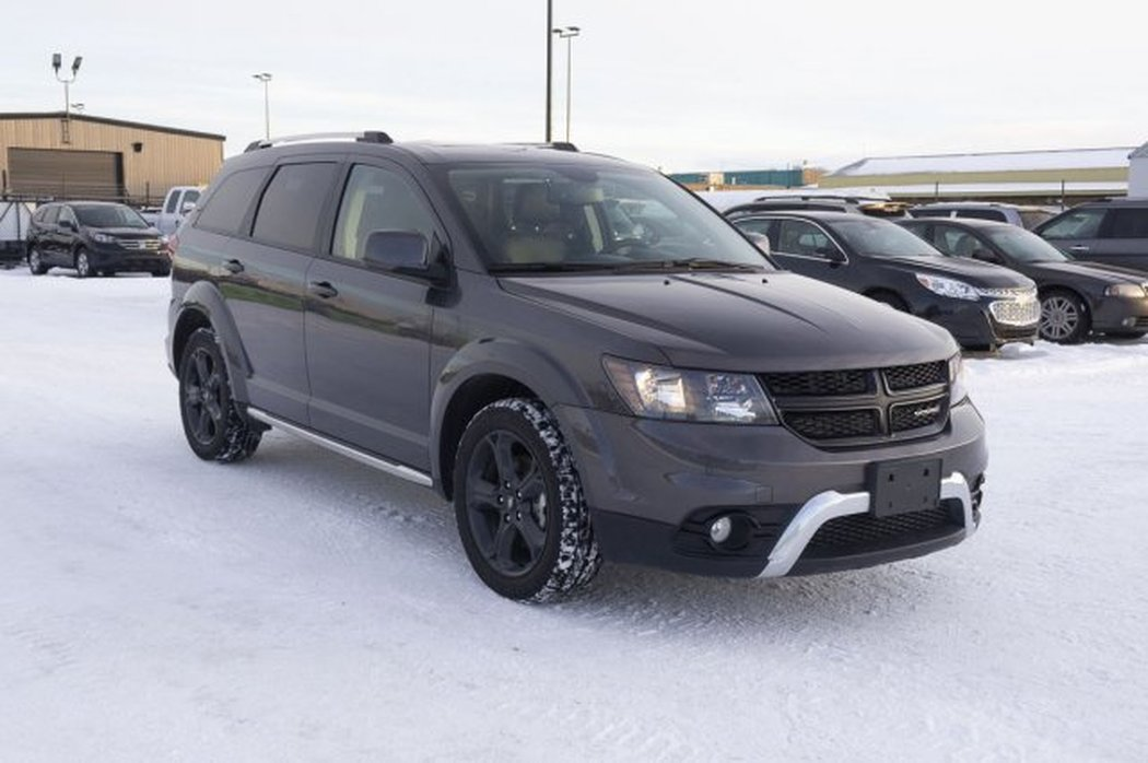2018 Dodge Journey For Sale In Prince Albert