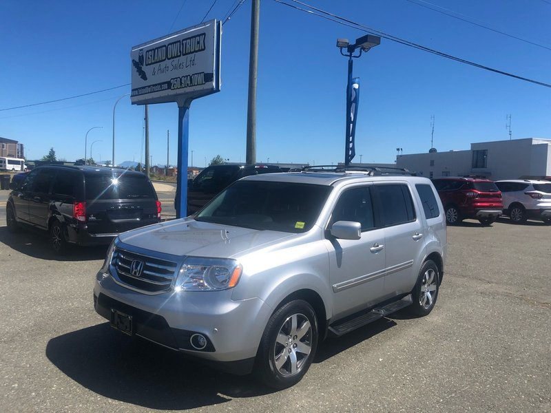 2013 Honda Pilot for sale in Campbell River, British Columbia