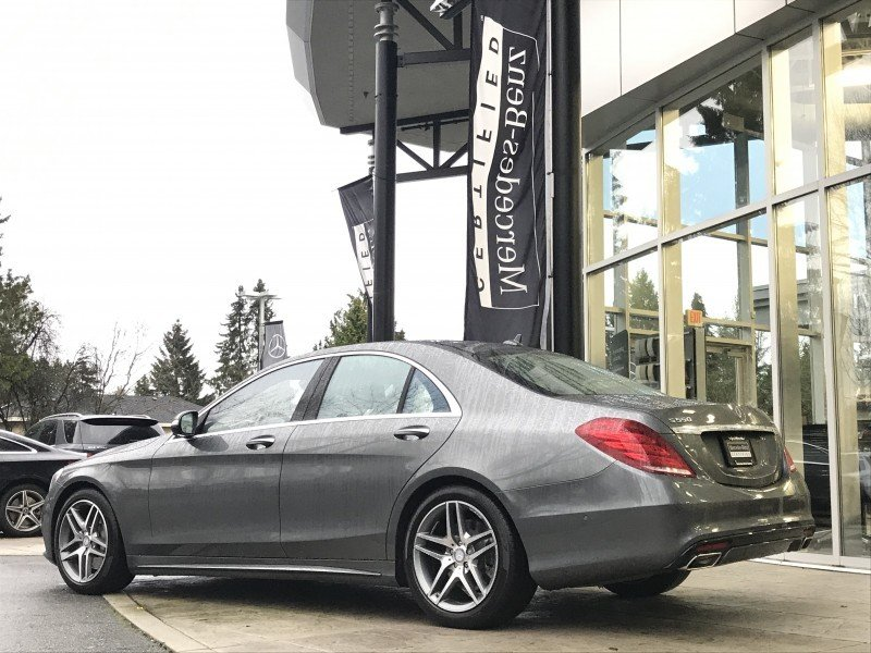 2017 Mercedes-Benz S-Class for sale in Surrey, British Columbia