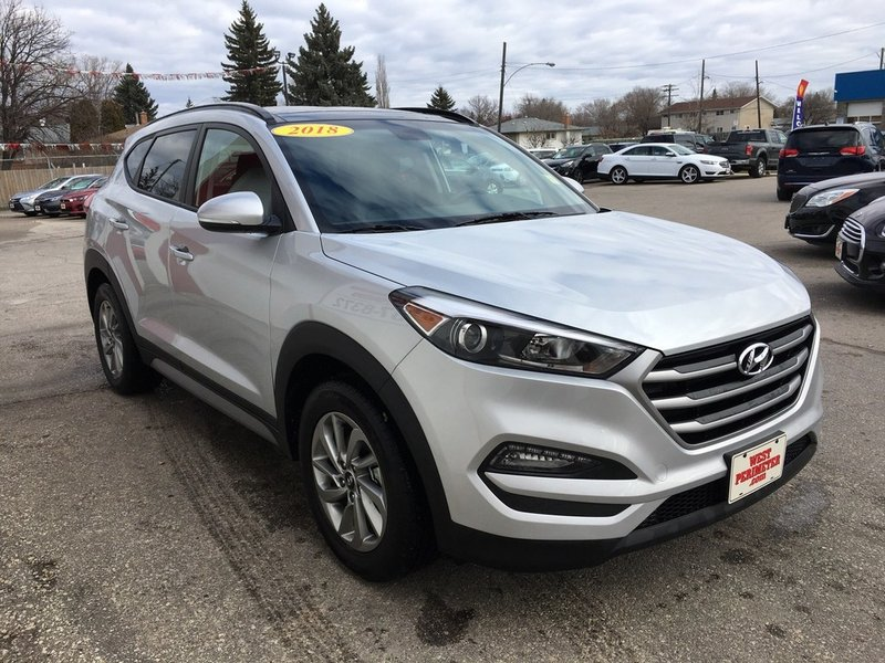 2018 Hyundai Tucson for sale in Winnipeg, Manitoba