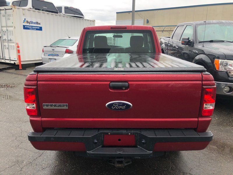 2010 Ford Ranger for sale in Abbotsford, British Columbia