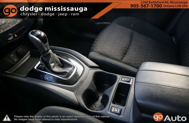 2017 Nissan Rogue for sale in Mississauga, Ontario