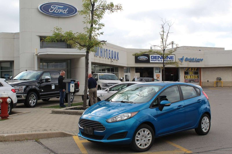 2014 Ford Fiesta for sale in Mississauga, Ontario