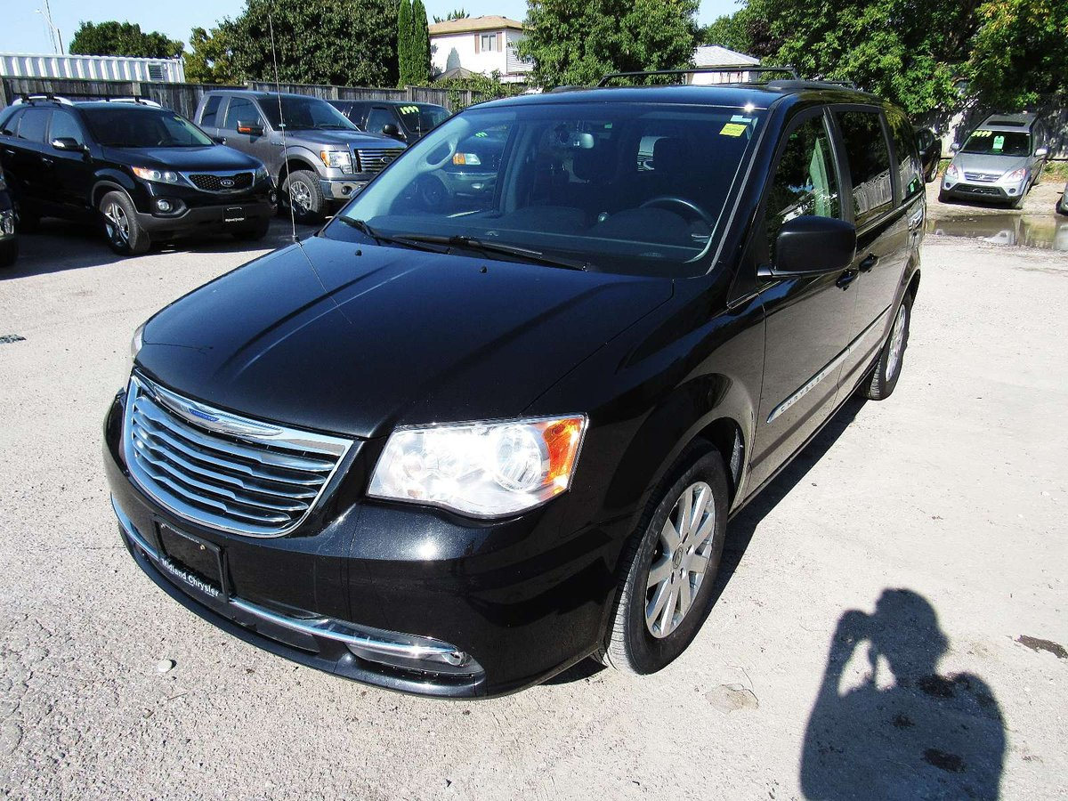 2015 Chrysler Town Country For Sale In Midland And Ontario