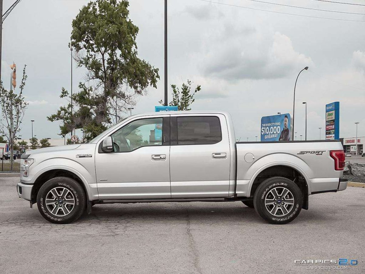 2015 Ford F-150 for sale in Winnipeg, Manitoba
