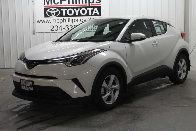 2019 Toyota C-HR for sale in Winnipeg, Manitoba