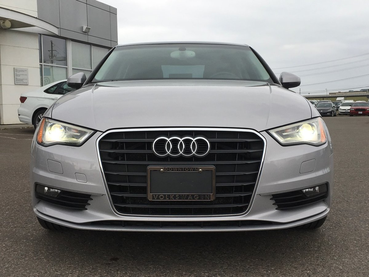 2015 Audi A3 for sale in Thunder Bay, Ontario