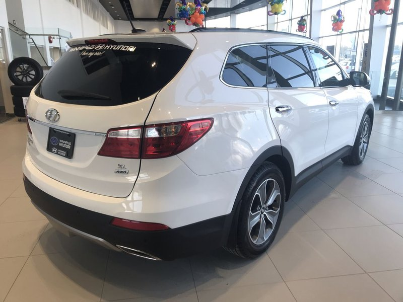2016 Hyundai Santa Fe XL for sale in Winnipeg, Manitoba