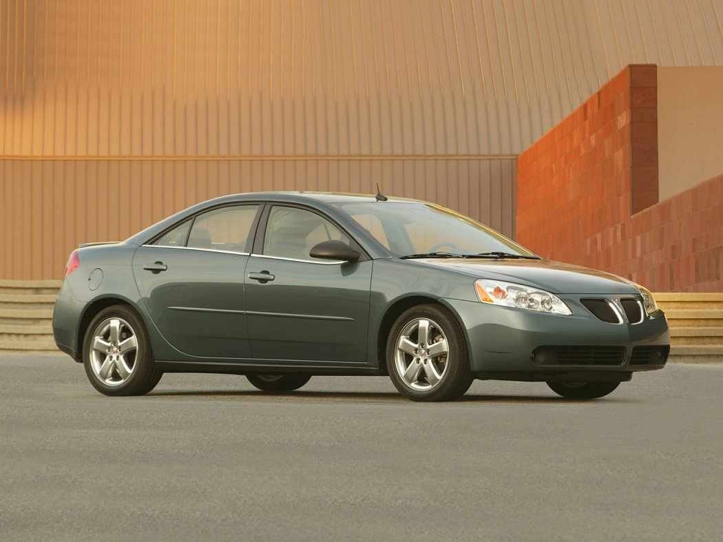 2008 Pontiac G6 For Sale In Campbell River