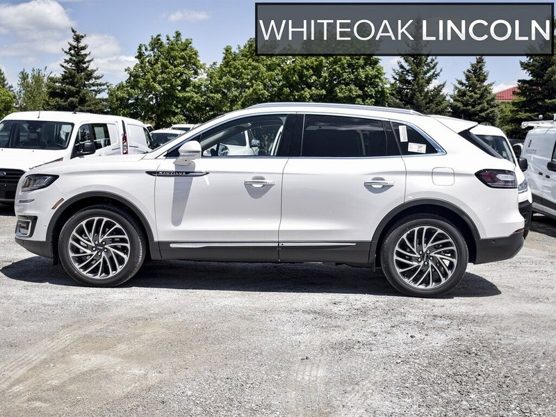 2019 Lincoln Nautilus for sale in Mississauga, Ontario