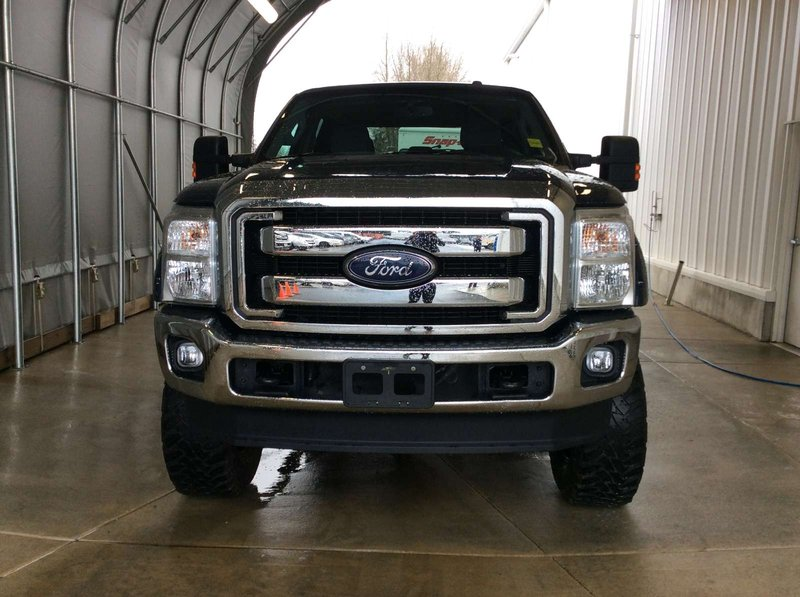 2015 Ford Super Duty F-250 SRW for sale in Campbell River, British Columbia
