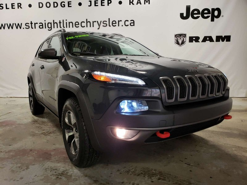 2016 Jeep Cherokee for sale in Fort Saskatchewan, Alberta