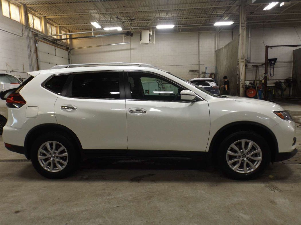 2018 Nissan Rogue For Sale In Calgary