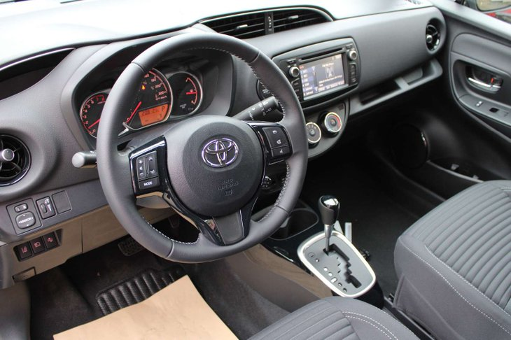 2019 Toyota Yaris Hatchback SE for sale in Edmonton, Alberta