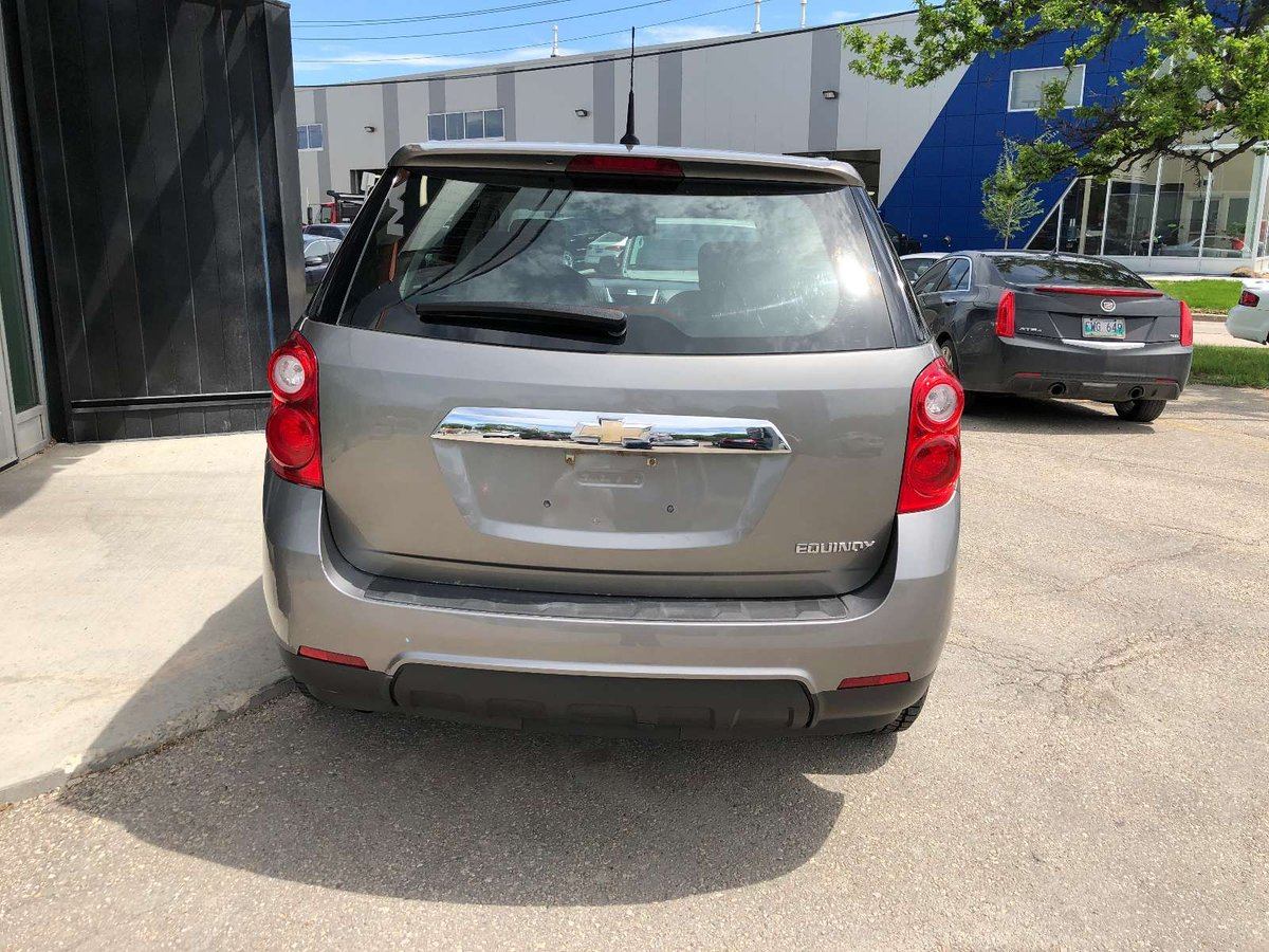 2012 Chevrolet Equinox for sale in Winnipeg, Manitoba