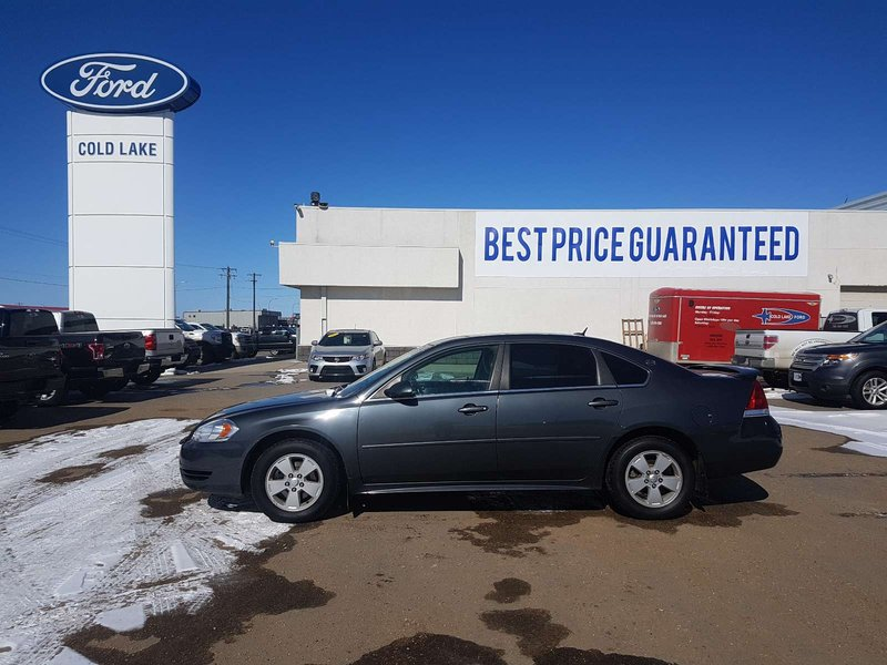 2010 Chevrolet Impala for sale in Cold Lake, Alberta