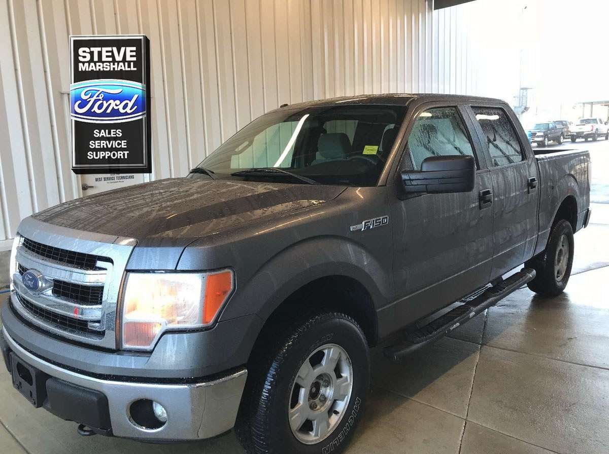 2014 Ford F-150 for sale in Campbell River, British Columbia