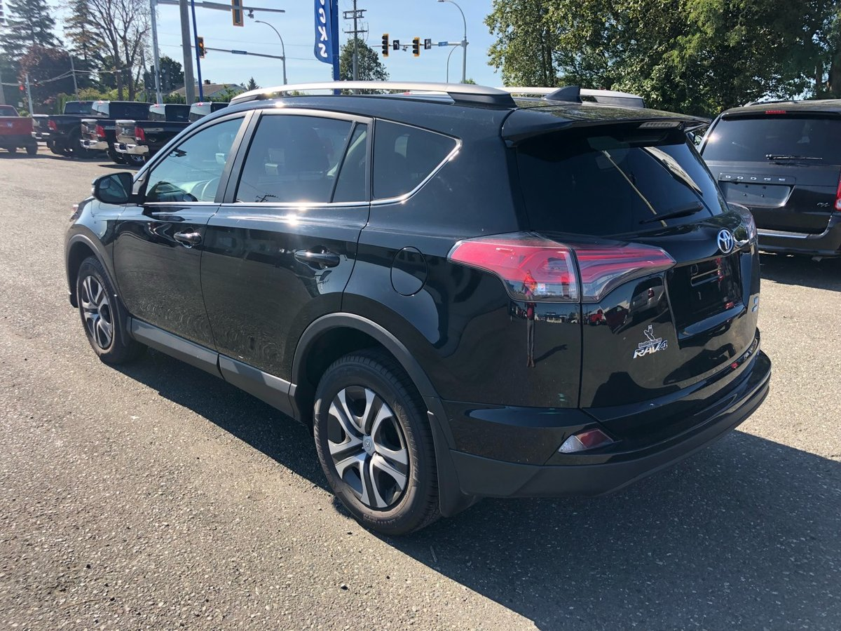 2017 Toyota Rav4 for sale in Campbell River, British Columbia