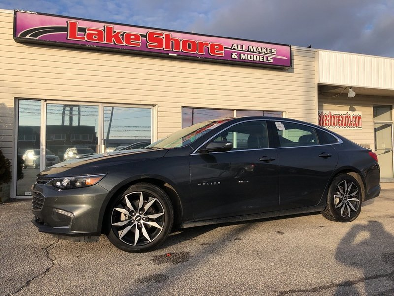 2018 Chevrolet Malibu for sale in Tilbury, Ontario