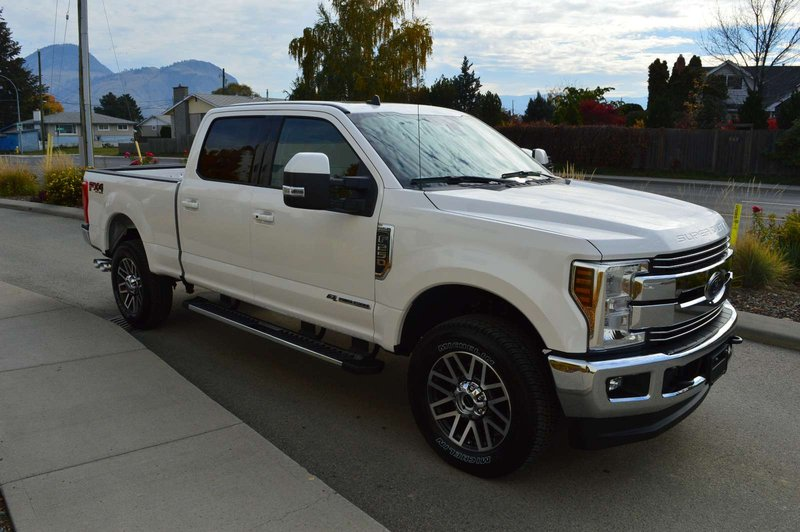 2019 Ford Super Duty F-250 SRW for sale in Kamloops, British Columbia