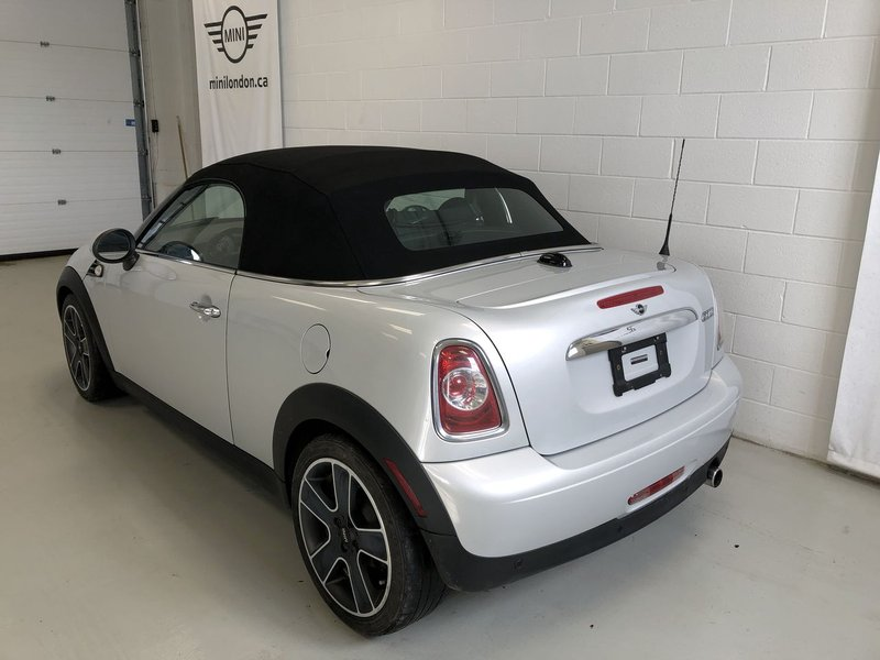 2014 MINI Cooper Roadster for sale in London, Ontario