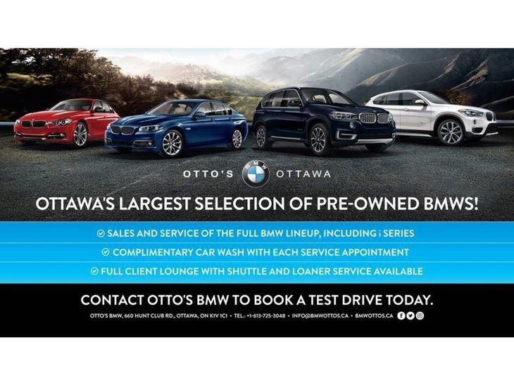 2020 Bmw X7 For Sale In Ottawa Ontario
