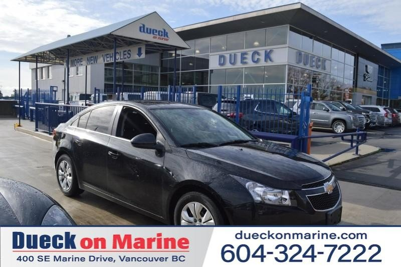 2014 Chevrolet Cruze for sale in Vancouver, British Columbia