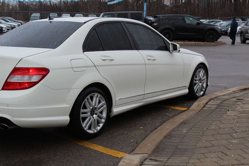 2011 Mercedes-Benz C-Class for sale in Mississauga, Ontario