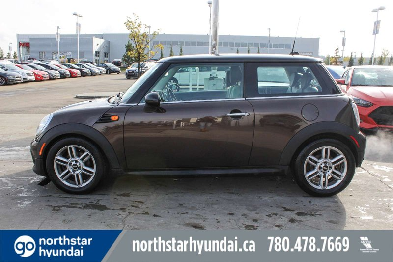 2011 MINI Cooper Hardtop for sale in Edmonton, Alberta