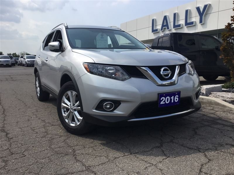 2016 Nissan Rogue for sale in Tilbury, Ontario