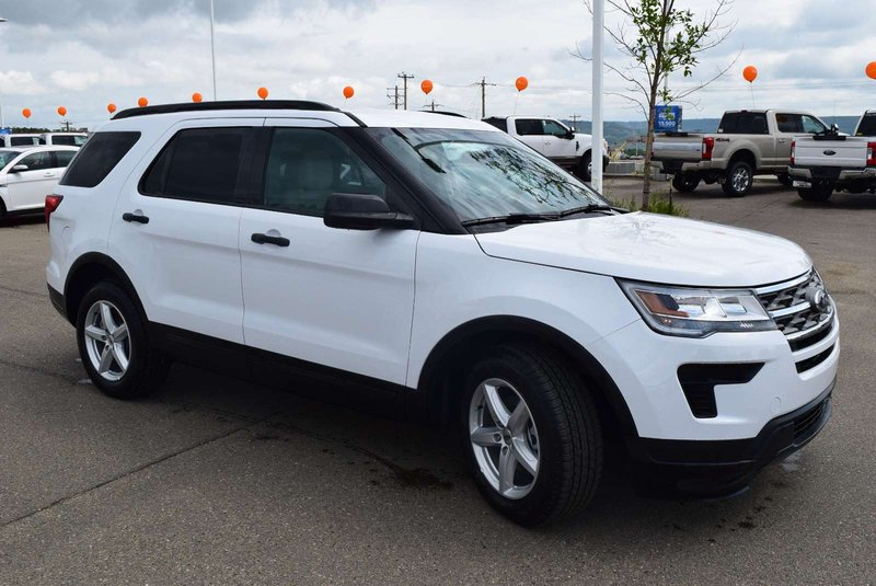2018 Ford Explorer for sale in Peace River, Alberta