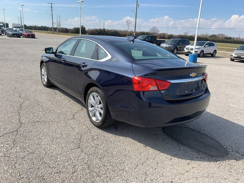 2018 Chevrolet Impala for sale in Leamington, Ontario