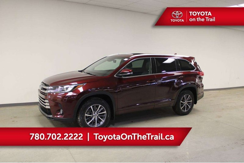 2018 Toyota Highlander for sale in Edmonton, Alberta
