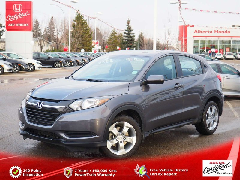 2016 Honda HR-V for sale in Edmonton, Alberta
