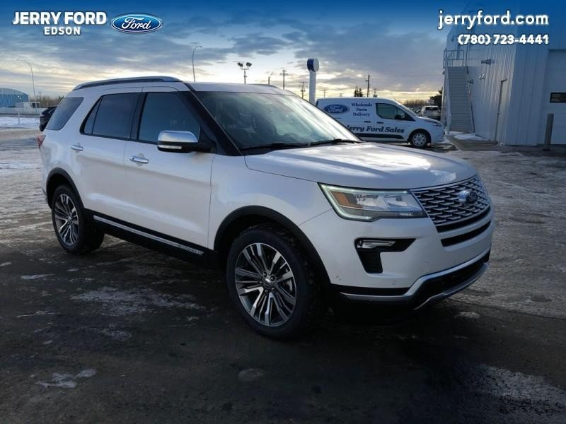 2019 Ford Explorer for sale in Edson, Alberta