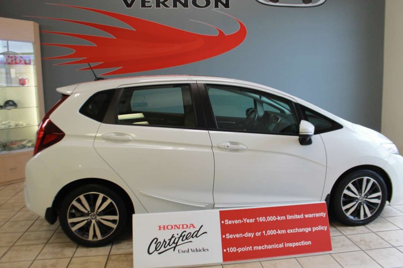 2015 Honda Fit for sale in Vernon, British Columbia