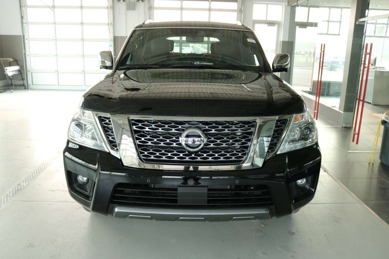 2018 Nissan Armada for sale in Cochrane, Alberta