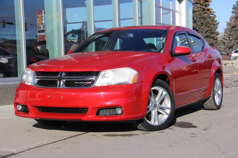 2012 Dodge Avenger for sale in Kamloops, British Columbia