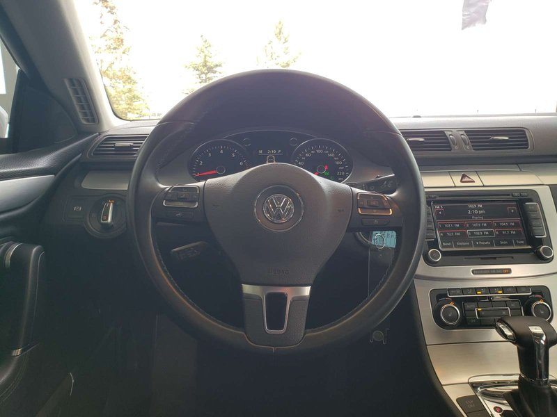 2010 Volkswagen Passat CC for sale in Edmonton, Alberta