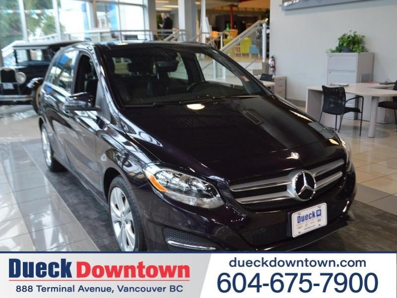2015 Mercedes-Benz B-Class for sale in Vancouver, British Columbia
