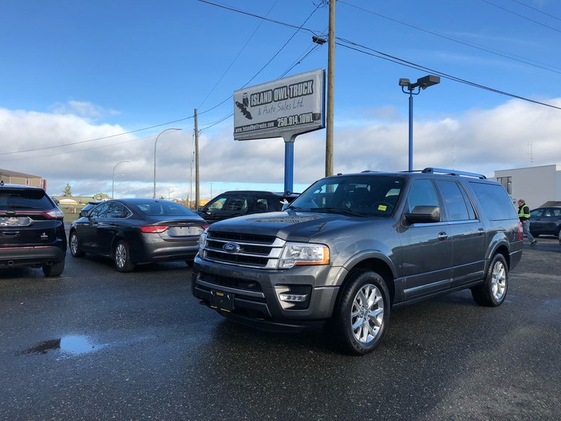 2017 Ford Expedition for sale in Campbell River, British Columbia