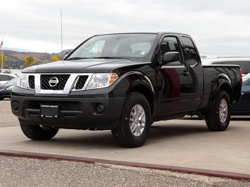 2018 Nissan Frontier for sale in Vernon, British Columbia