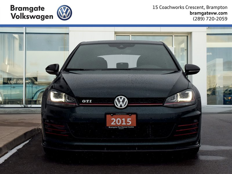 2017 Volkswagen Golf GTI for sale in Brampton, Ontario