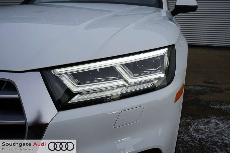 2018 Audi Q5 for sale in Edmonton, Alberta