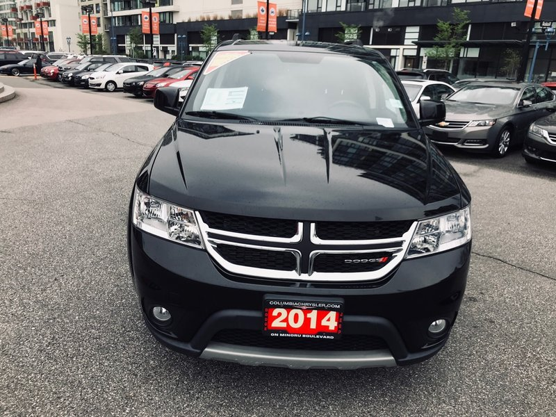 2014 Dodge Journey for sale in Richmond, British Columbia