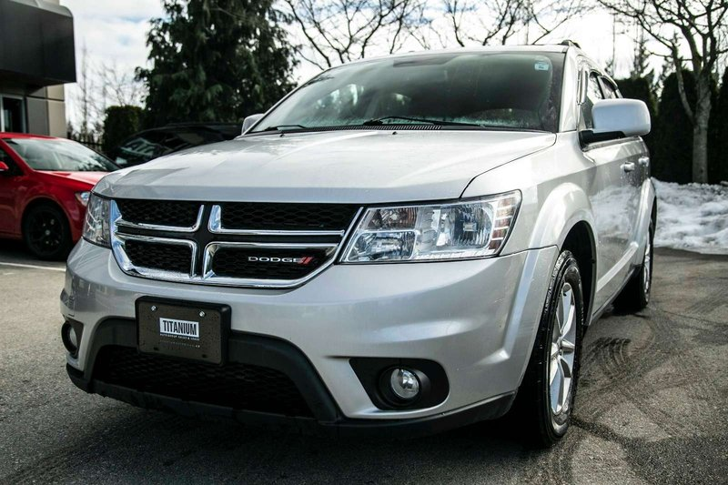 2014 Dodge Journey for sale in Langley, British Columbia