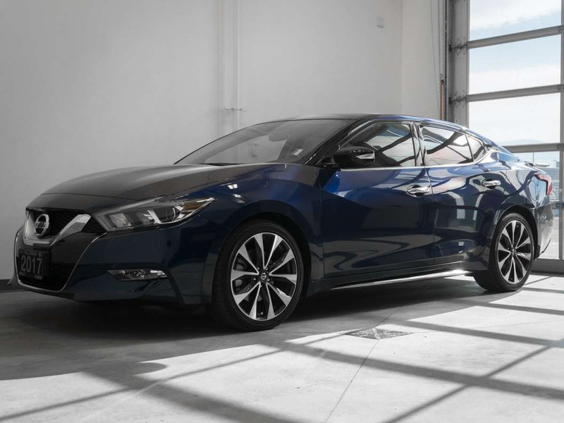 2017 Nissan Maxima for sale in Kelowna, British Columbia